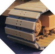 Felastec® - Polster für Kaltfräsen, Straßenfräsen und Asphaltfräsen