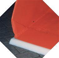 FELASTEC® - Schaufelschutzleiste